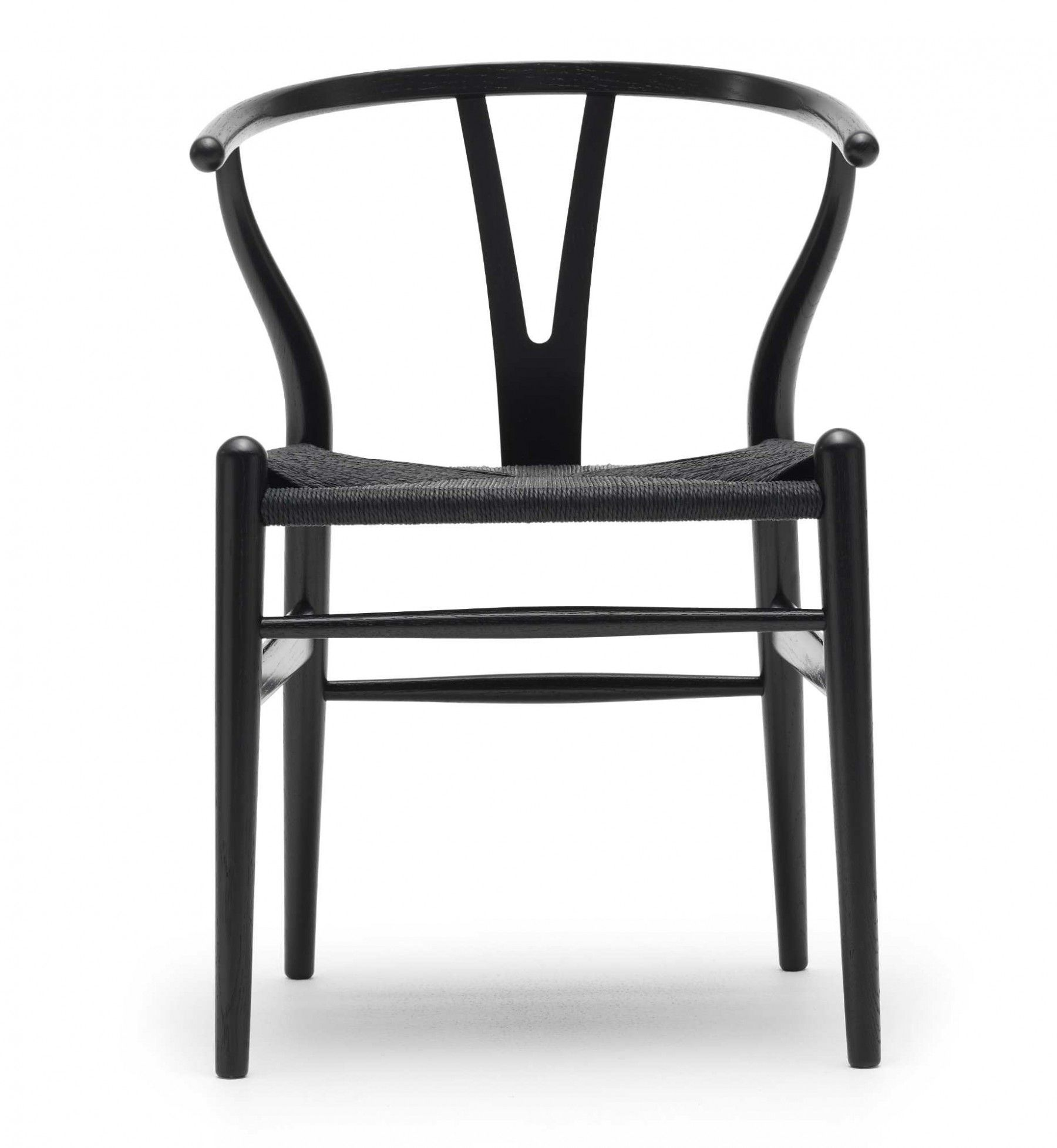 Wishbone Stuhl Ch24 Wishbone Chair Y Chair Stuhl Carl Hansen Søn Quick Ship