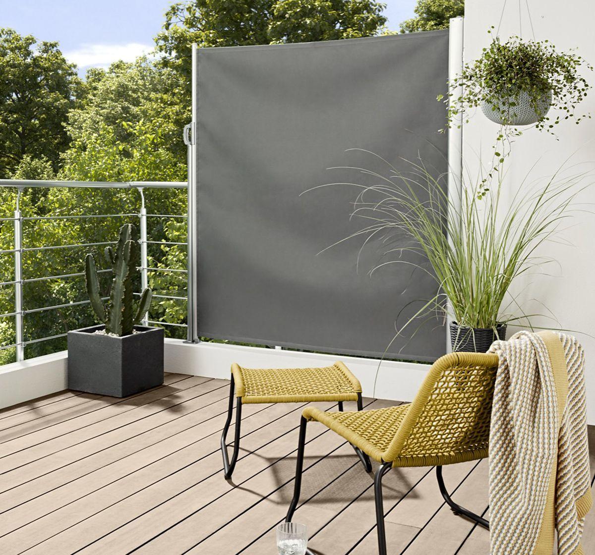 Sichtschutz Fur Terrasse Co Balkonverkleidung Markise