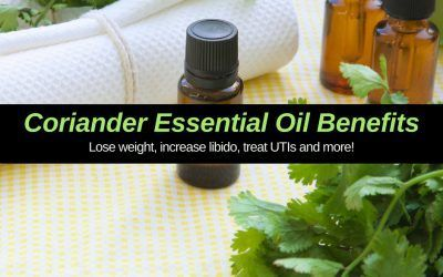 10 SENSATIONAL Benefits of Coriander Essential Oil (Weight Loss, Boost Libido & More) #Healthylifest...