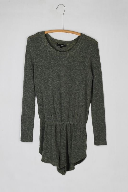 lady sweater short one piece
