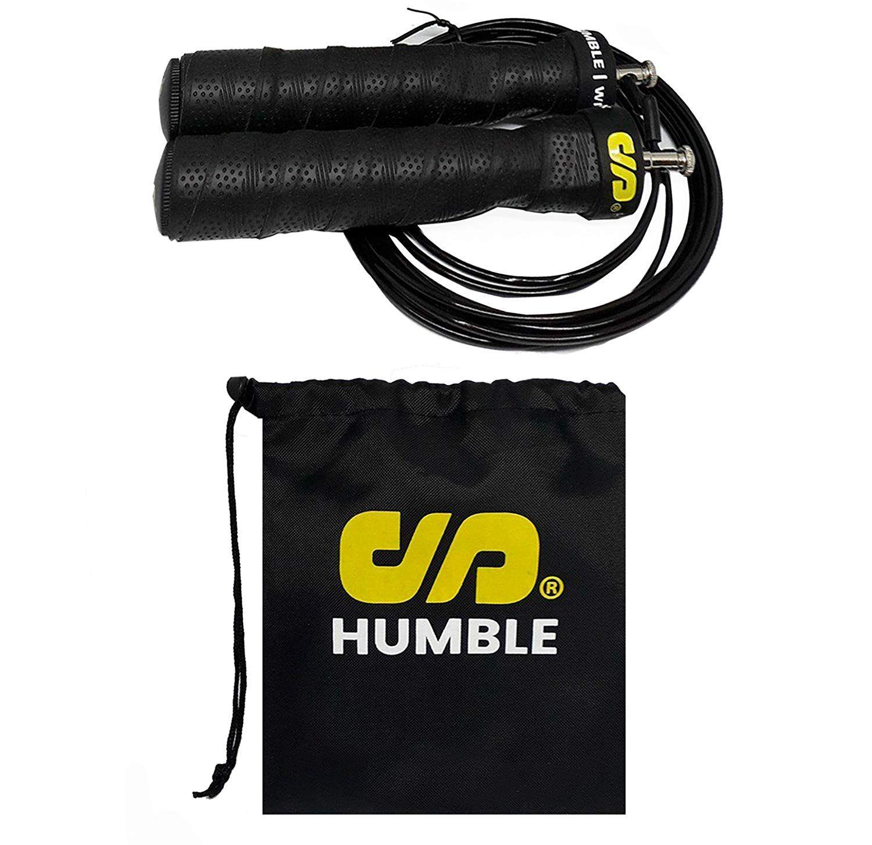Corde à Sauter boxe HUMBLE - Avec poignée antidérapante ...