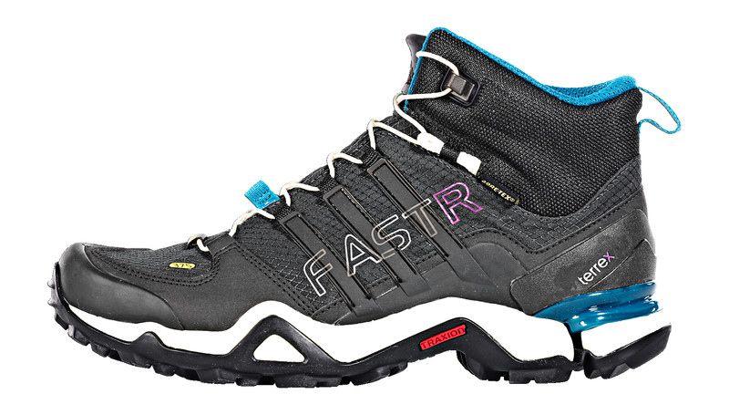 Adidas TERREX FAST R MID GTX Hikingstiefel | Sportzeug