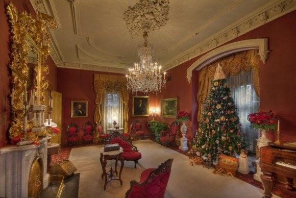 Victorian Christmas Decorations For The Home Victorians