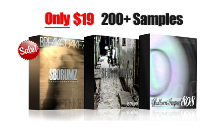 SBDRuMZ Bundle Package #hiphop #boombap #808 #drumkit #drums #sale