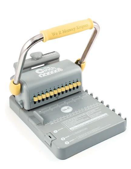 366758 We R Memory Keepers Cinch Bindery Tool