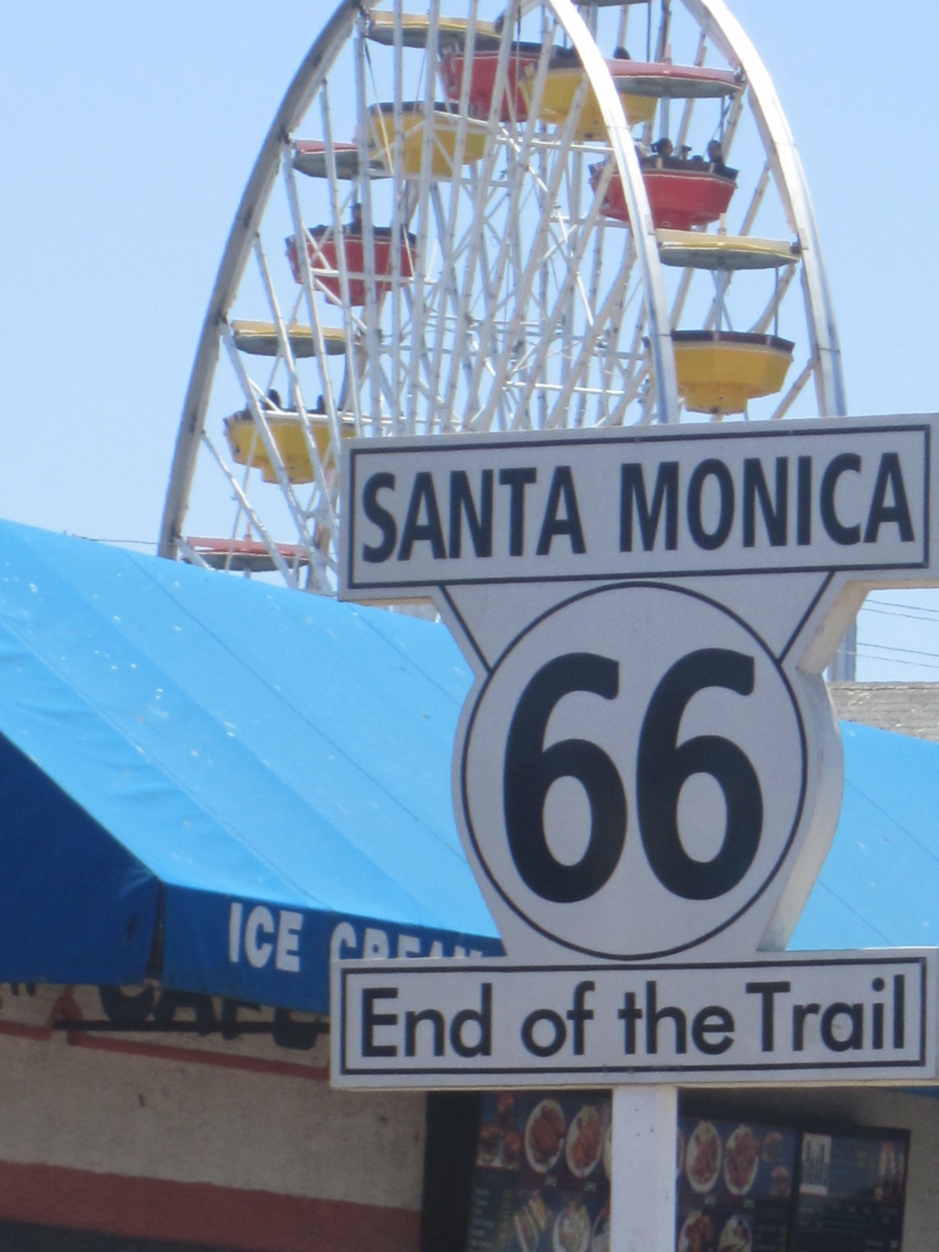 Route 66 pequeno