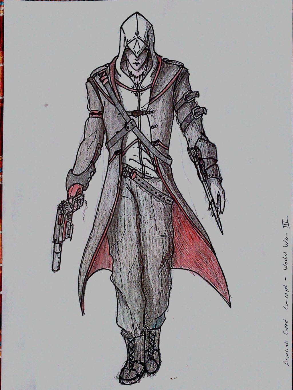 Modern Assassin Modern Assassin Assassins Creed Art Assassins Creed Cosplay