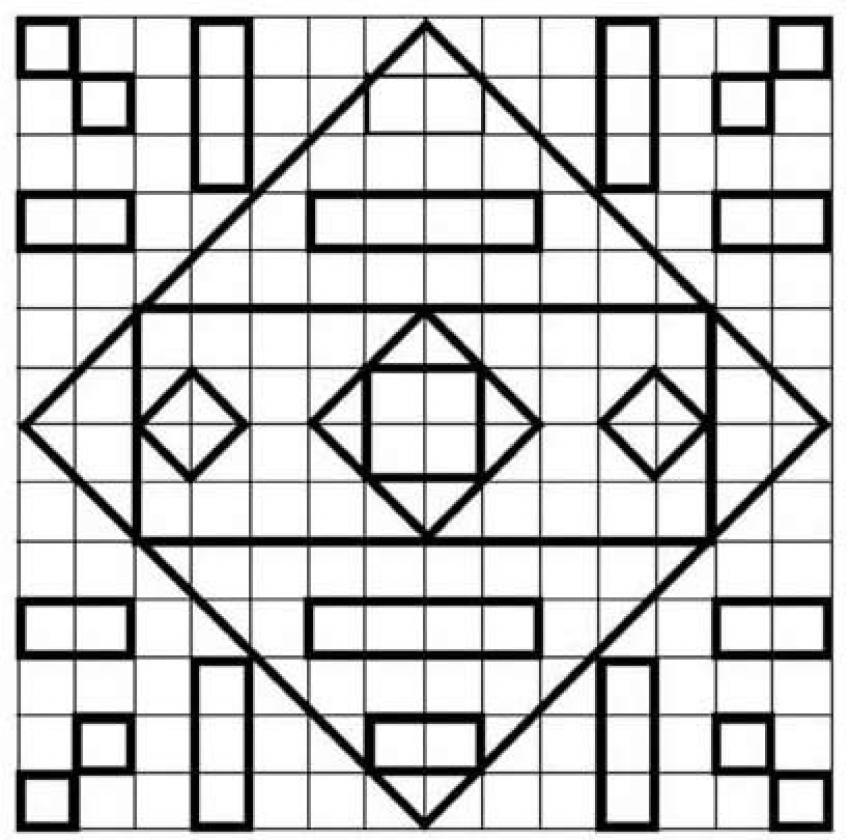 Grecas Para Dibujar Az Dibujos Para Colorear Graph Paper Drawings Geometric Tattoo Paper Drawing