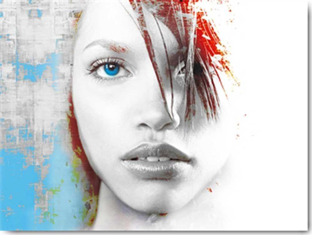Shirin Donia- Blue Eyes
