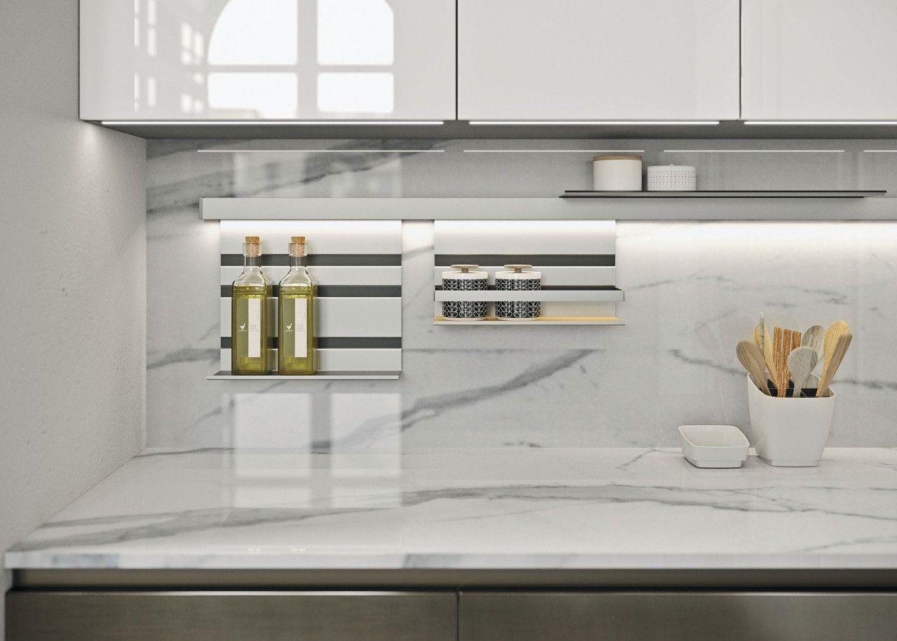 Dettaglio su cucine componibili Snaidero - Look - foto 4 | Cucine ...