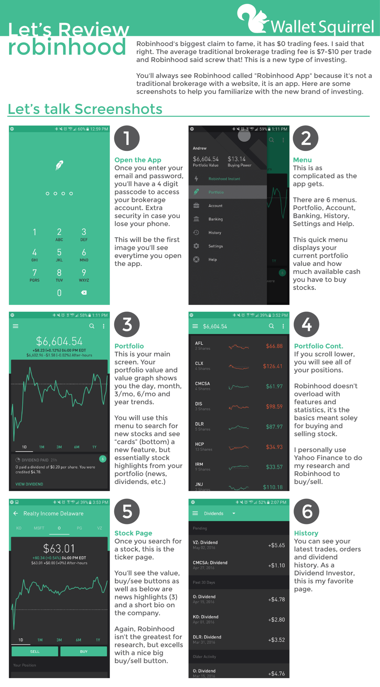 Robinhood App Review How I saved 420 in trading fees
