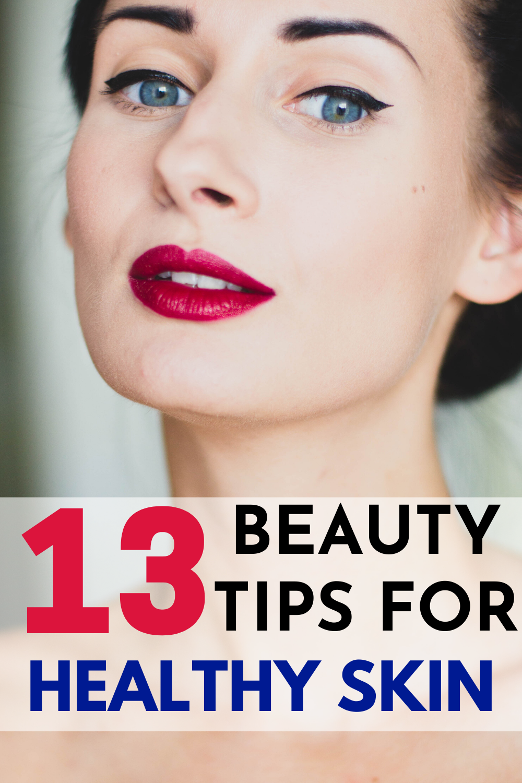 11 Beauty Tips For Skin  Beauty tips for skin, Beauty hacks, Skin