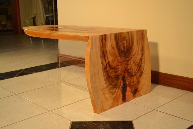 Floating Waterfall Coffee Table Funky Home Decor Furniture