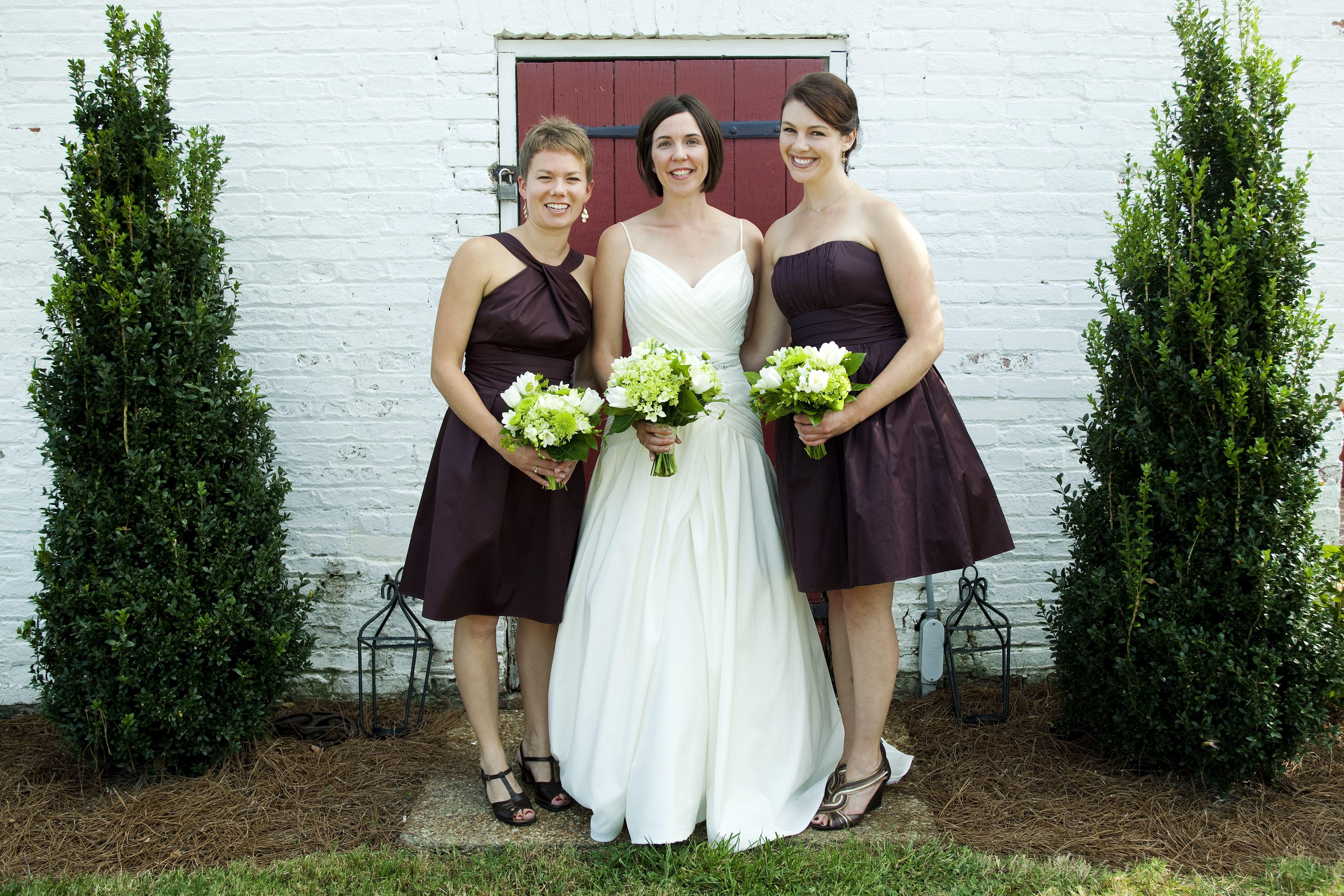 Pin on Beautiful Bridesmaids From Warner Hall's Southern