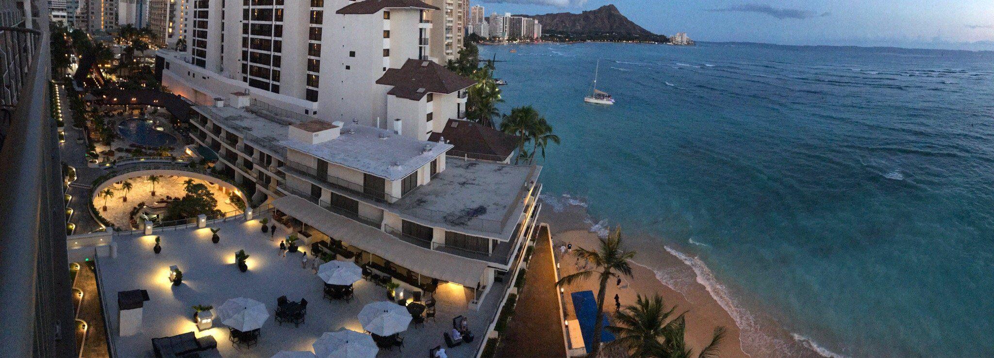 Outrigger Reef Waikiki Beach Resort Now 205 Was 2 8 5