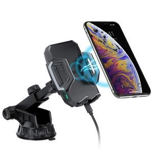 CHOETECH Fast Wireless Car Charger Mount, 7.5W Compatible