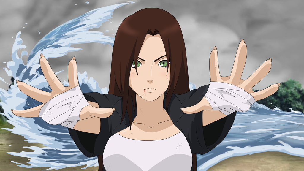 Water Jutsu Anime Character Design Naruto Oc Anime Ninja