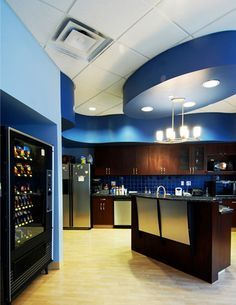 Tob Inspirations Image By Is Design Pa Office Break Room Break Room Design