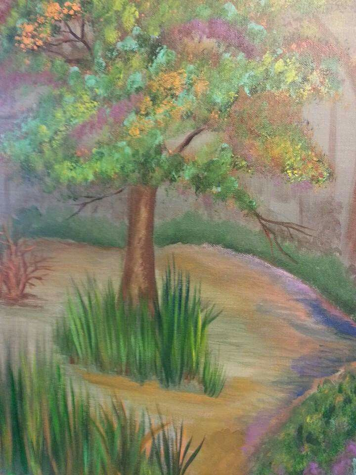 Acrylic on canvas Art, Original paintings, Painting