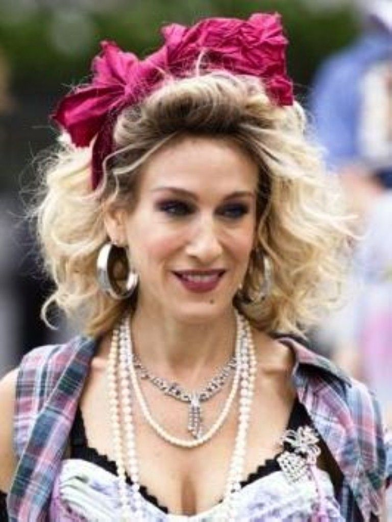 80s hair style women