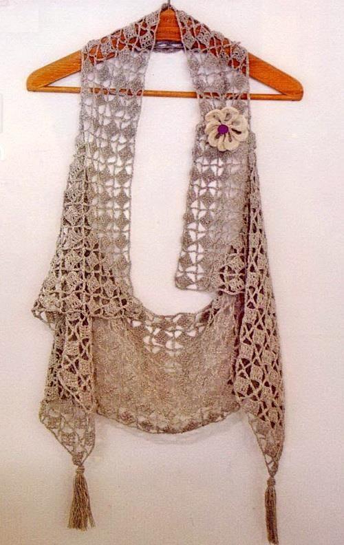 Stylish Easy Crochet Crochet Vest Free Pattern For Women Stylish