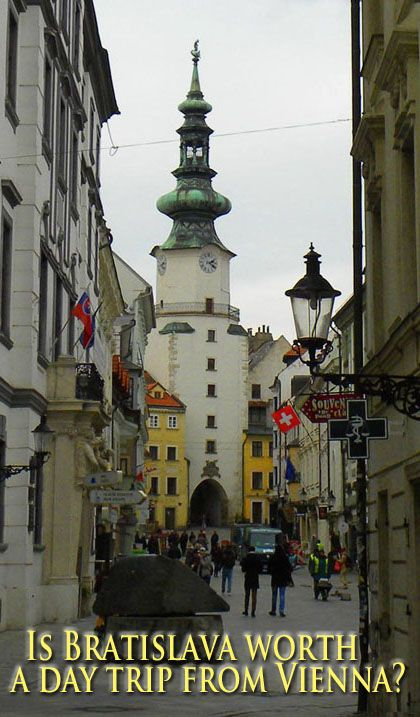 I'm always seeing the above question on internet forums. Having been, here is what we think: http://bbqboy.net/bratislava-worth-day-trip-vienna/ #bratislava #slovakia