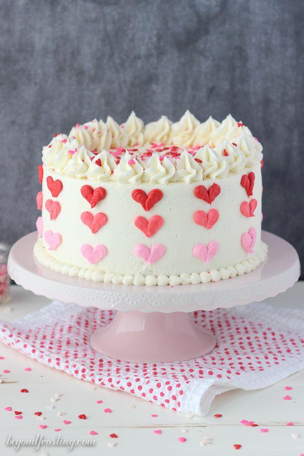 Easy Valentines Day Cake Recipe Valentine Heart Cake Valentines Day Cakes Valentine Cake