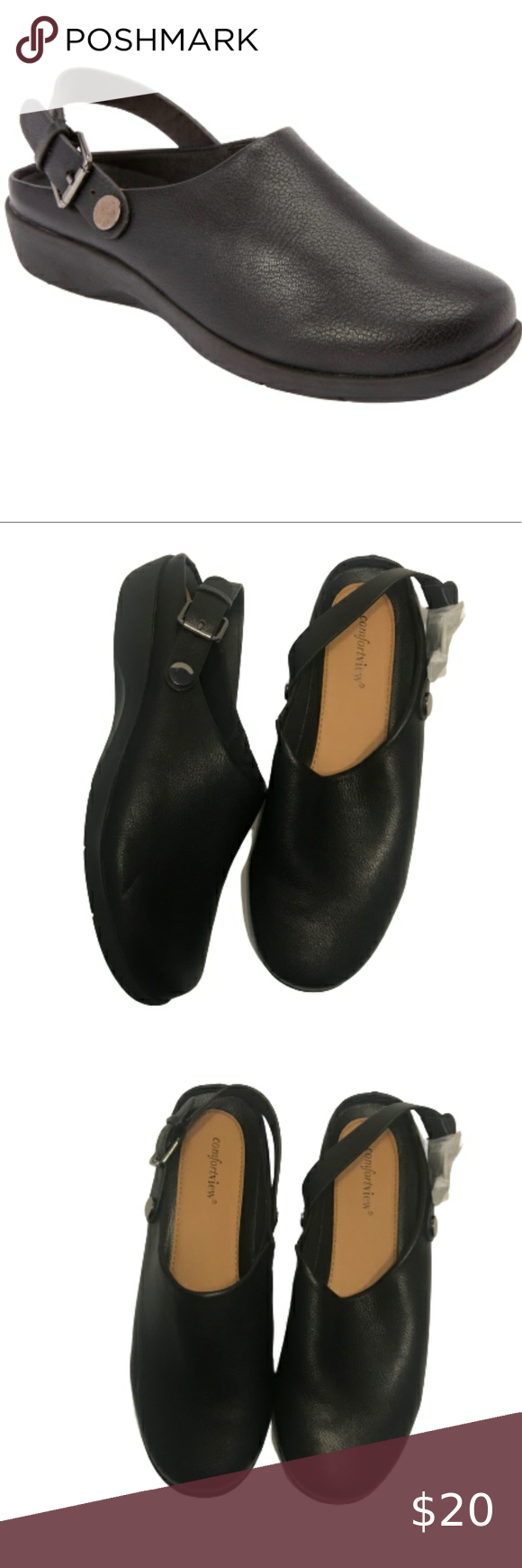 Comfortview Indigo Convertible Black