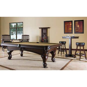 American Heritage Madison Ultimate Billiard Collection Future Basement American Heritage Pool Table American Pool Table
