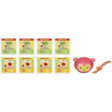 Baby Alive Powdered Doll Food Includes 8 Packets Of Powdered Food Walmart Com Walmart Com