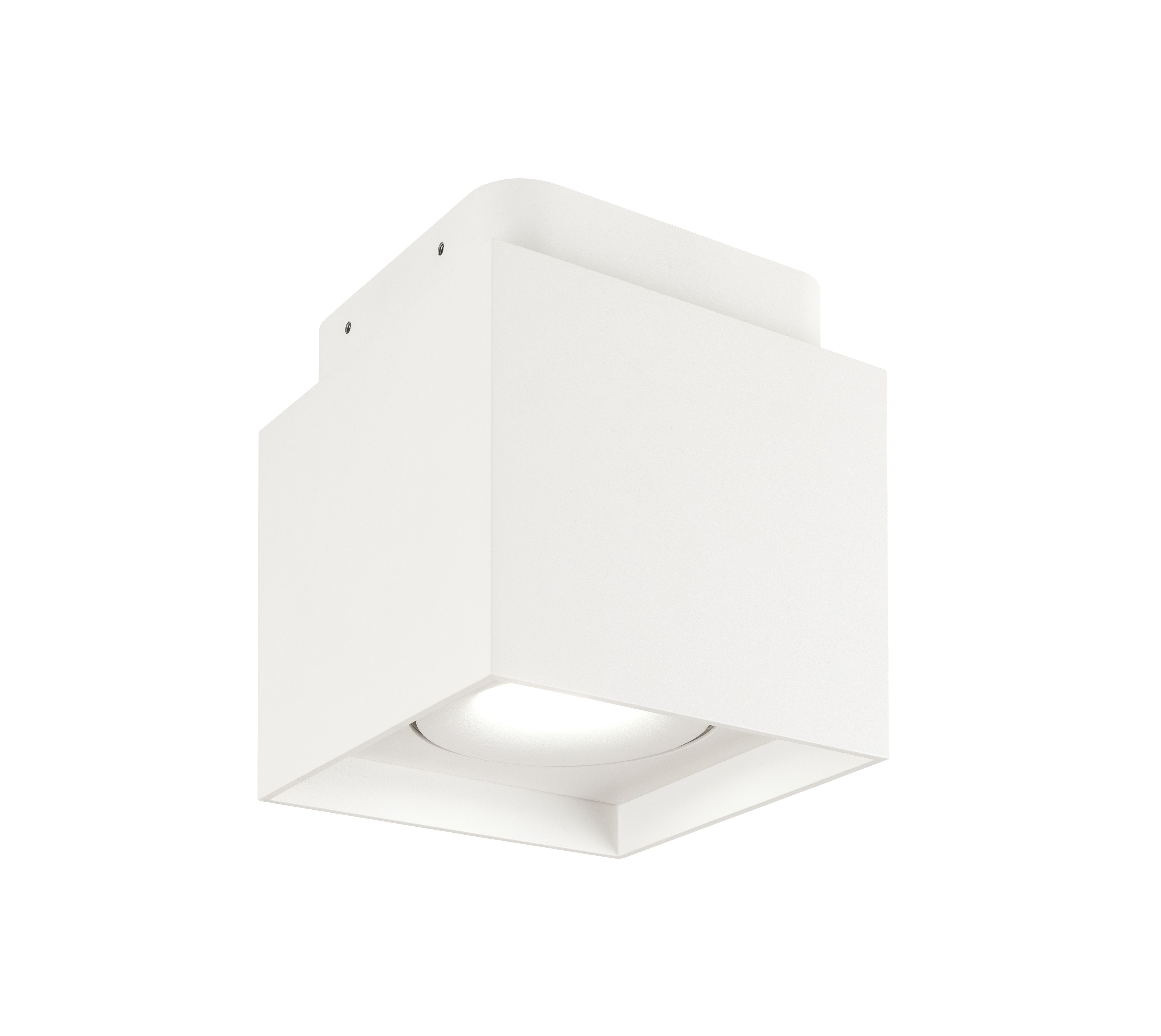 Blocco ceiling mount integrated LED light fixture | Clean and Contemporary Ceiling Mounts | Blocco -  sc 1 st  Pinterest & Blocco ceiling mount integrated LED light fixture | Clean and ... azcodes.com