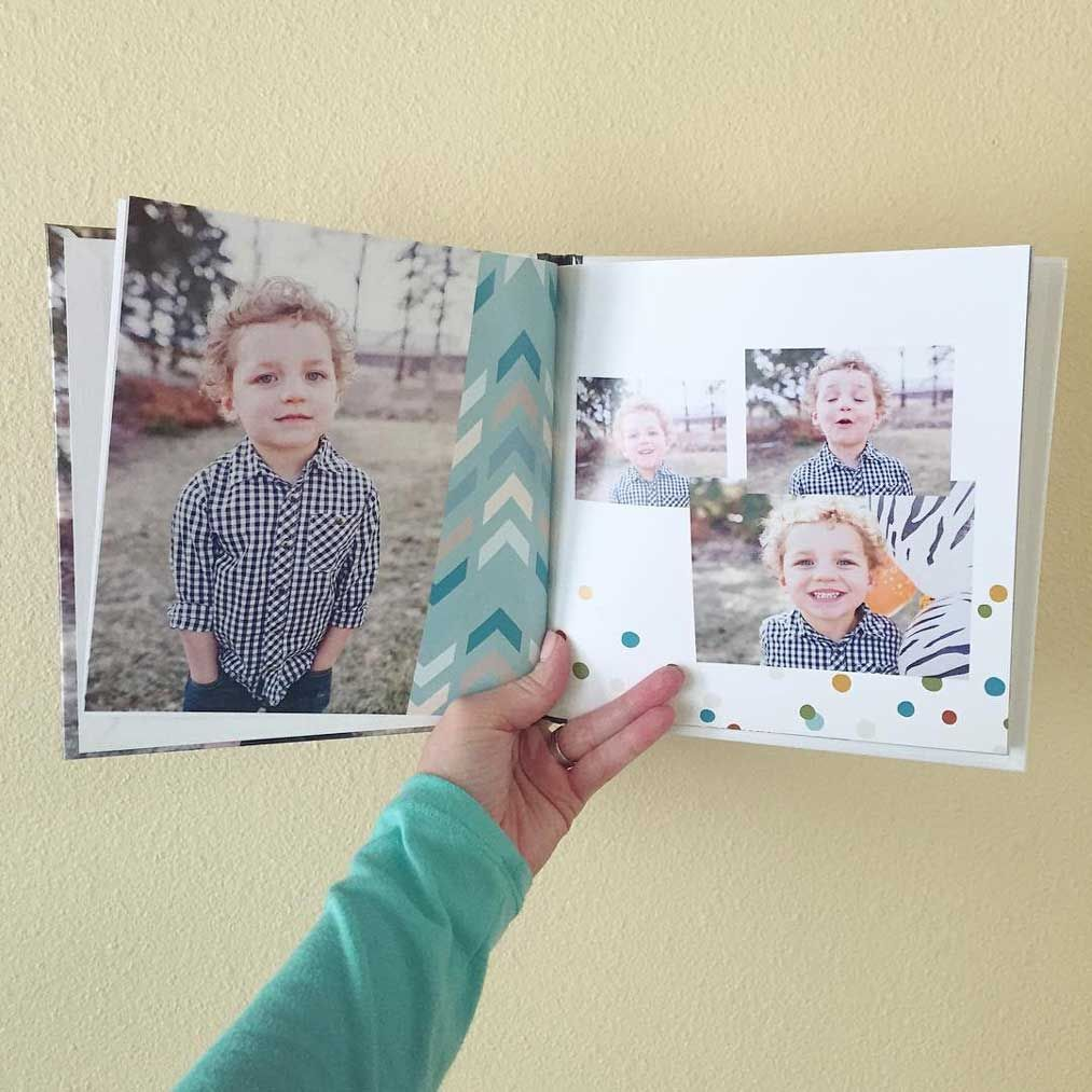 80 Photo Book Ideas To Inspire You Scrapbook baby book