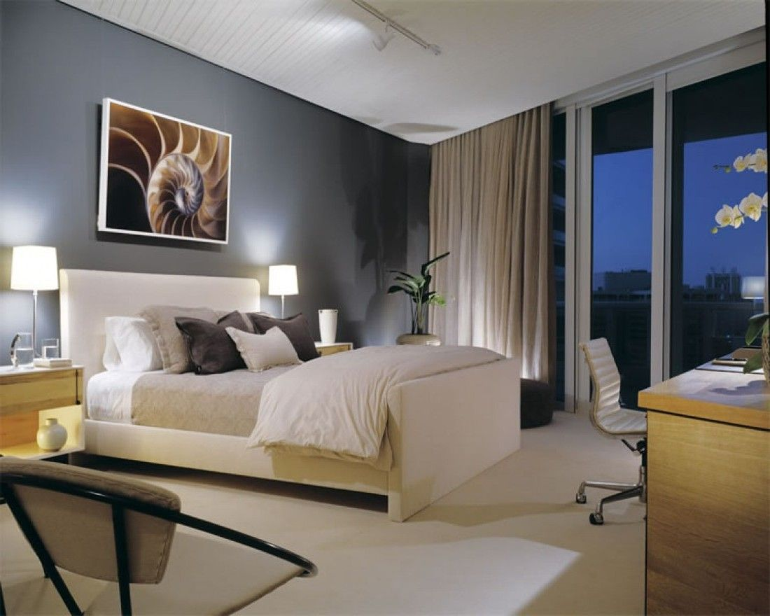master bedroom interior #masterbedroom #bedroomideas ...