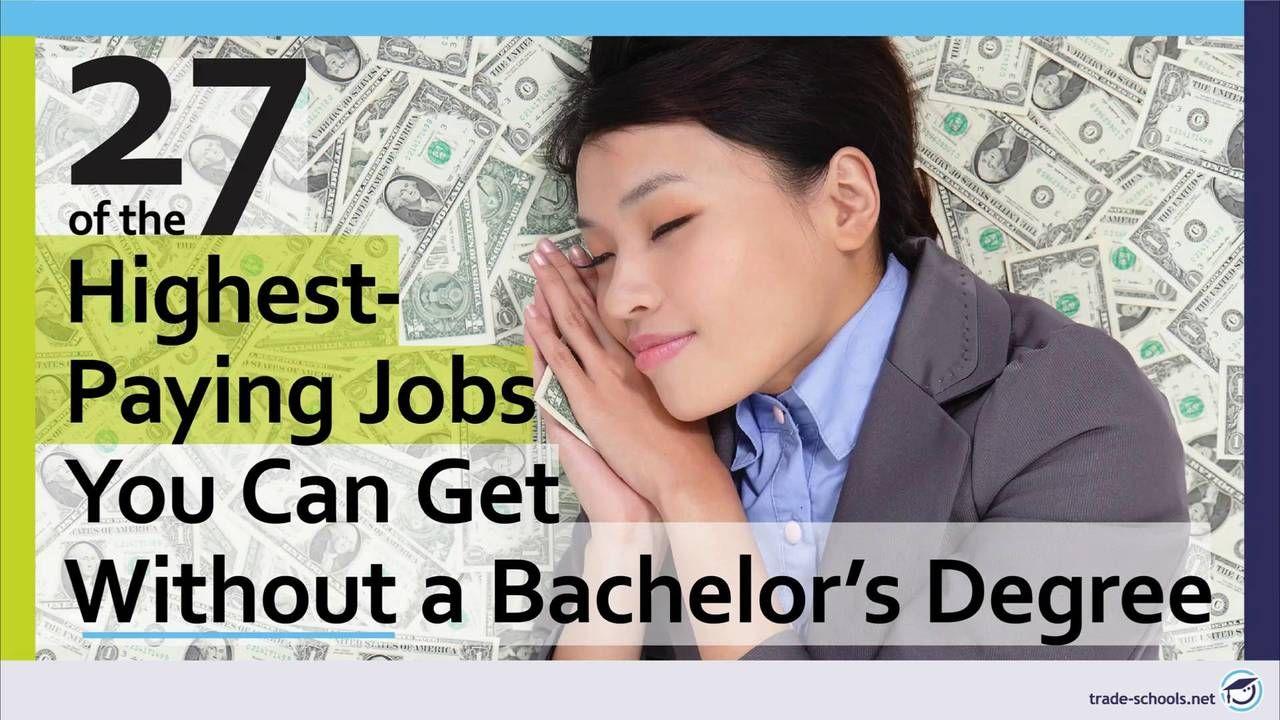 Heck No, You Don't Need a Bachelor's to Make Good Money