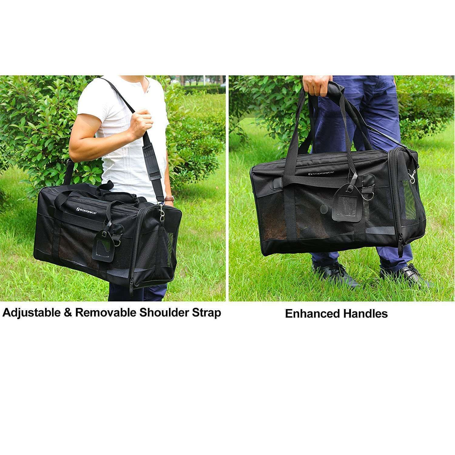Soft Sided Cat Carriers