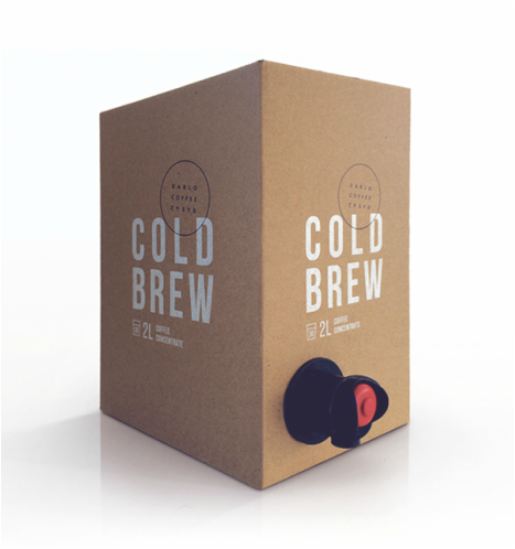 Cold Brew Brewed Bag In Box Coffee