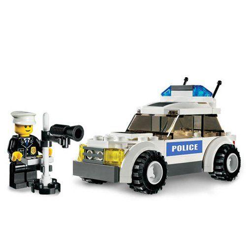 Lego City Police Car 7236 Lego City Police Lego City Lego Sets For Boys
