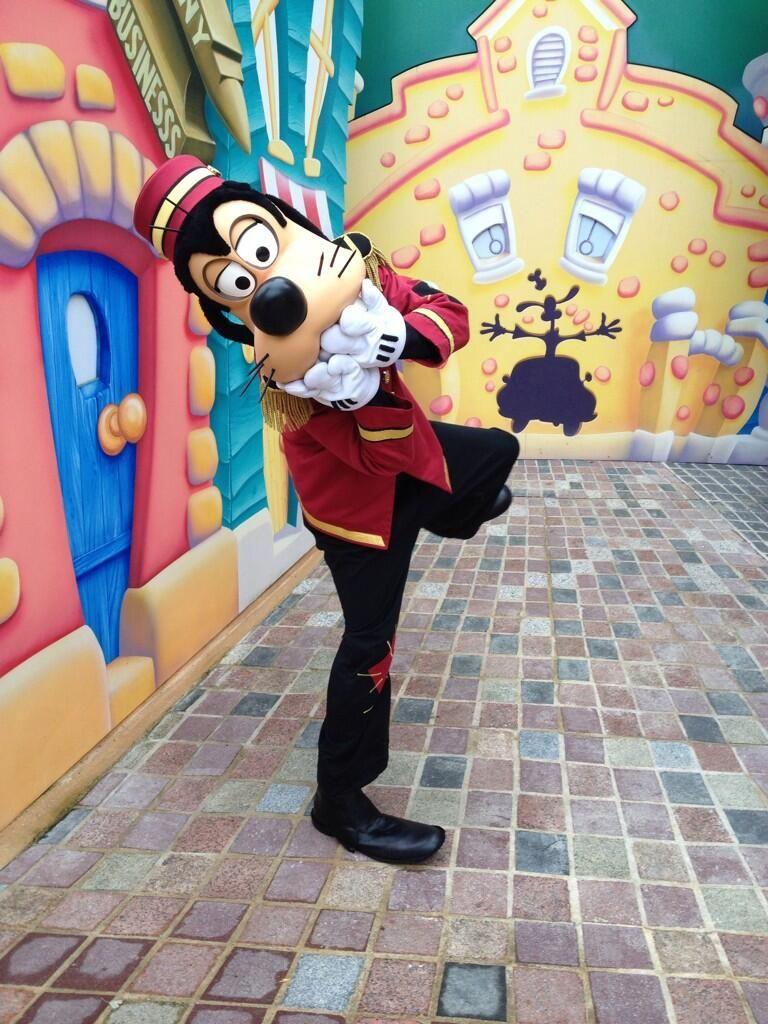 Goofy DLP Disneyland Paris 2017 Disney Pin