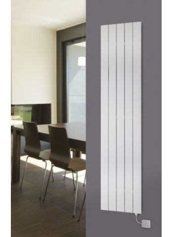 P1 electro designer electric radiator heating - Designer vertical radiators for kitchens ...