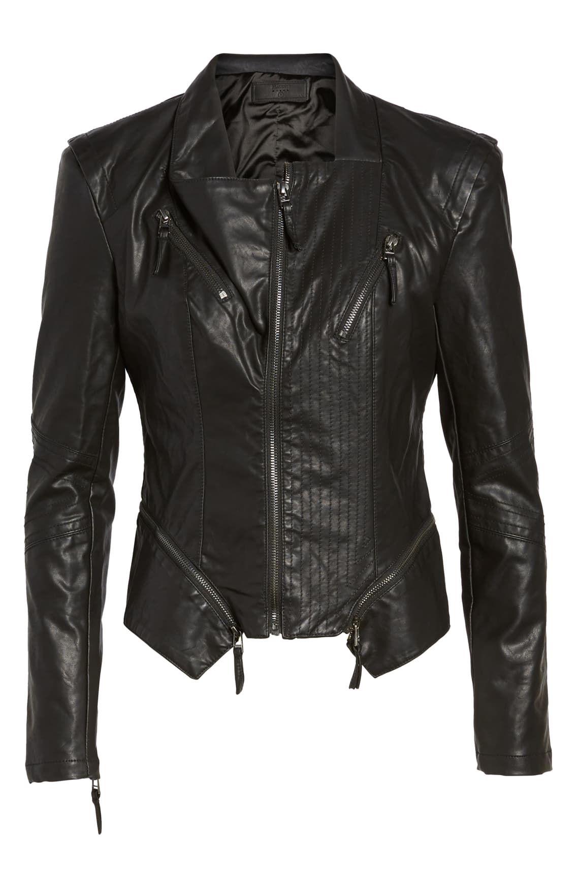 BLANKNYC Faux Leather Jacket Nordstrom Blanknyc faux