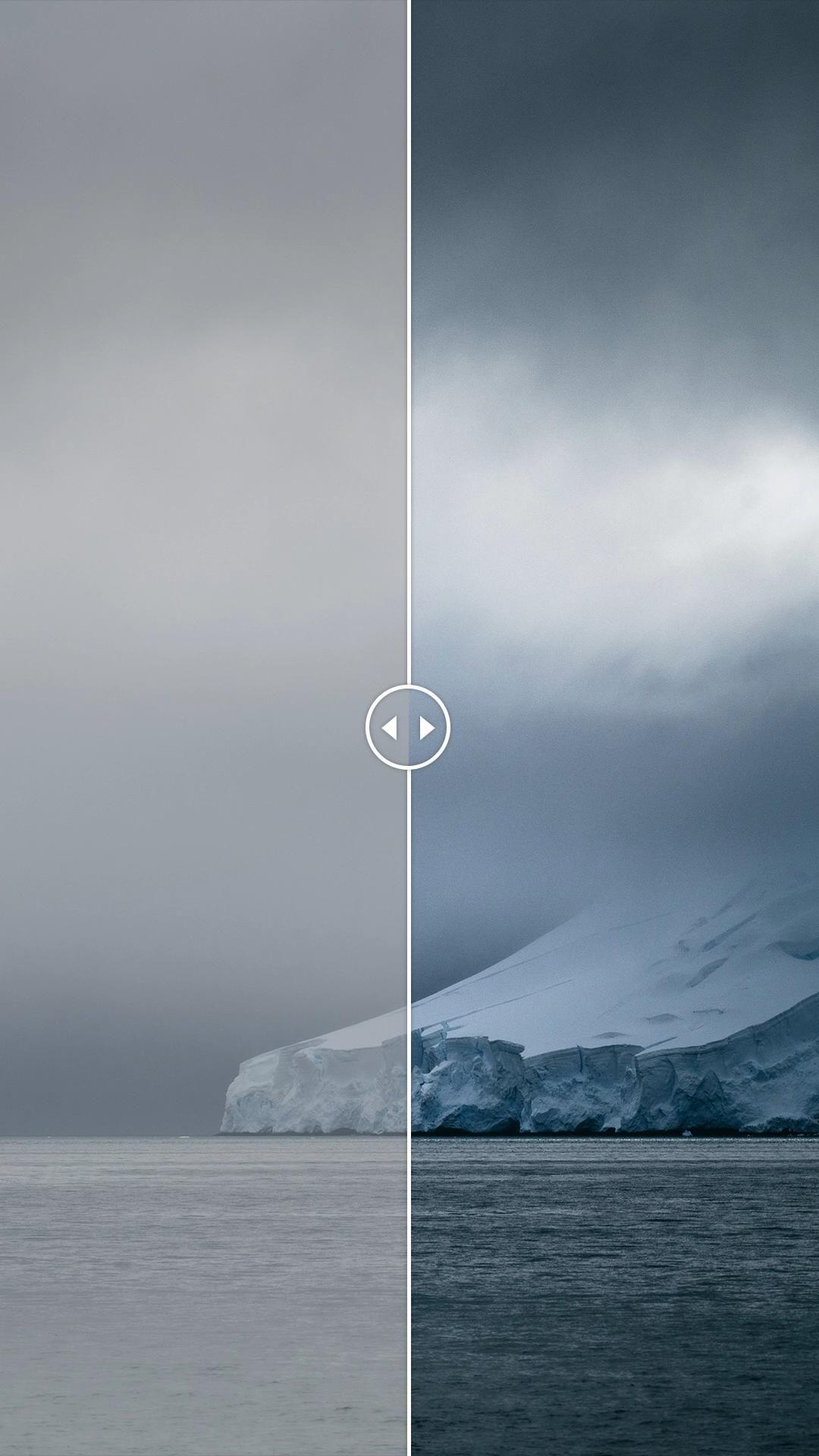 Pin On Polar Landscapes Lightroom Presets