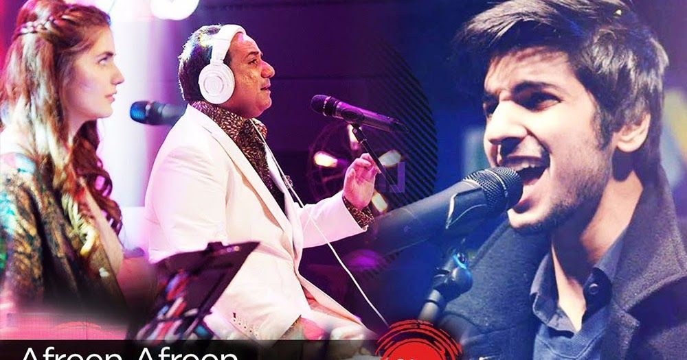 Afreen Afreen Lyrics Coke Studio 9 Rahat Fateh Ali Momina Mustehsan Latest Bollywood Songs Bollywood Songs Lyrics