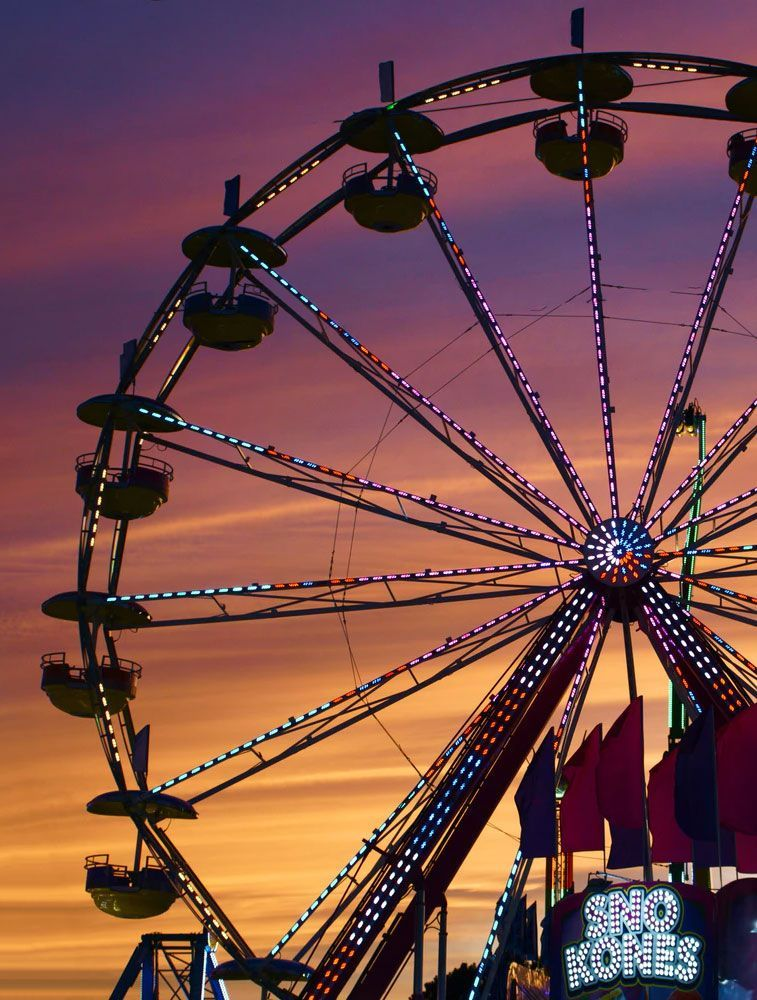 25 Summer Fun Fair Wallpapers To Style Phone This Summer Pastel