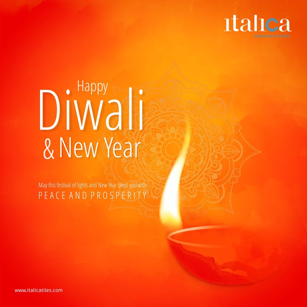 Happy New Year And Happy Diwali Images 78