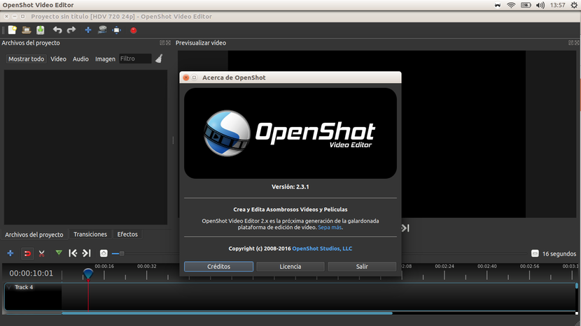 OpenShot 2.3, la actualización más importante del editor