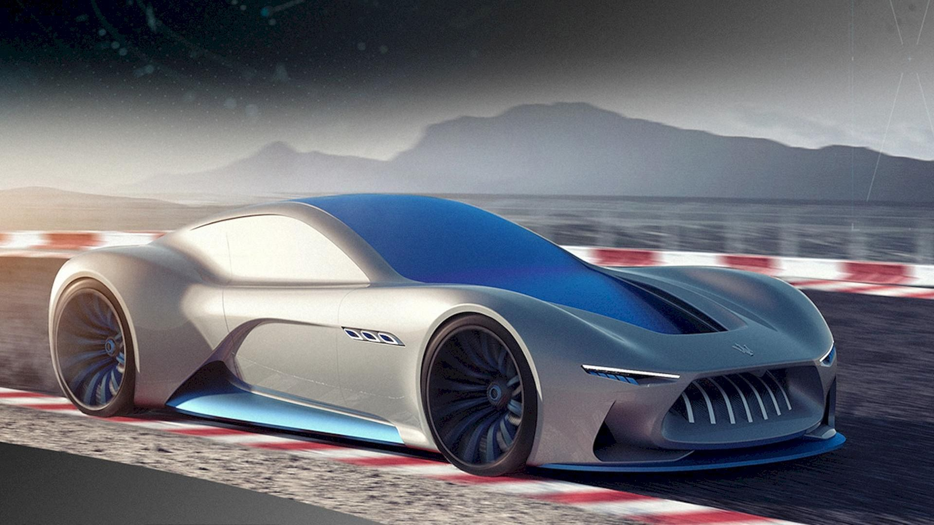 Yet Another Fabulous Concept Car Maserati Genesi Concept Cars