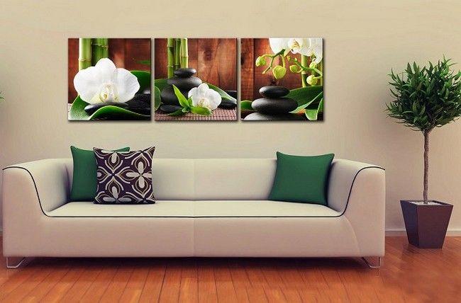 Dekorasyon İçin Şık Tablo Modelleri - http://hayalinizdekidekorasyon.com/dekorasyon-icin-sik-tablo-modelleri