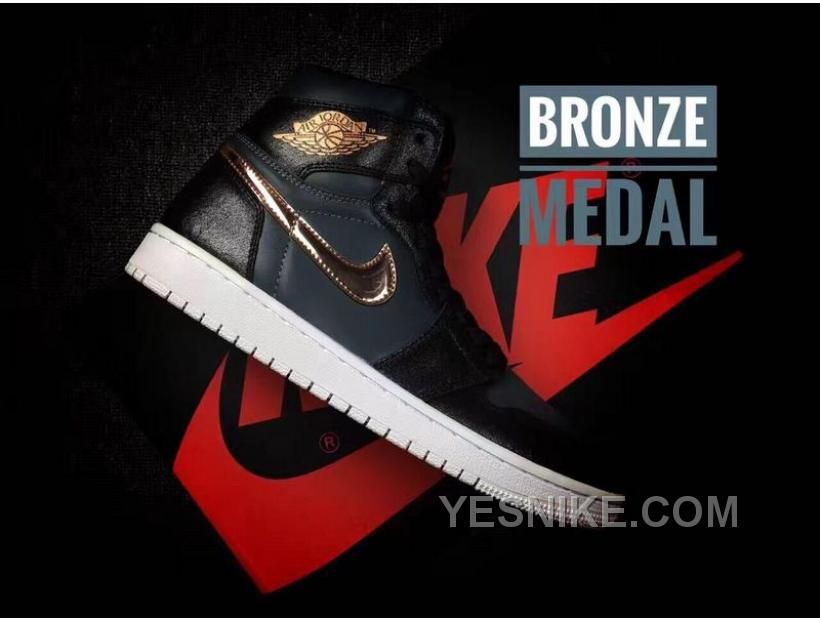 """6ff2388ff49 Buy 2017 Mens Air Jordan 1 Retro High """"Bronze Medal"""" For Sale from Reliable  2017 Mens Air Jordan 1 Retro High """"Bronze Medal"""" For Sale suppliers."""