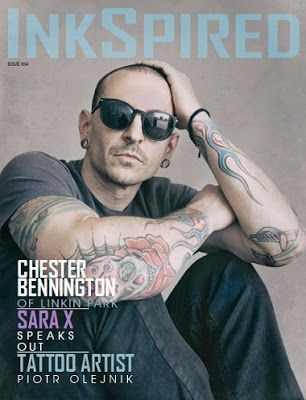 Tattoo & Ink: InkSpired Magazine – Issue 34, 2015