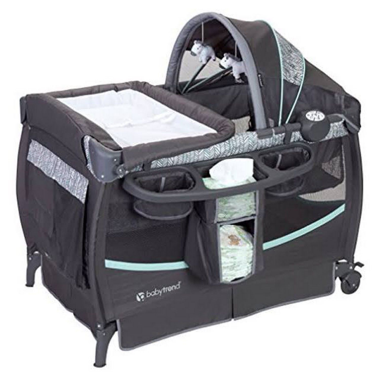 Google Express Baby Trend Compact Deluxe II Baby Nursery